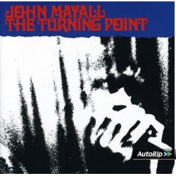 CD JOHN MAYALL THE TURNING POINT 5017261201454
