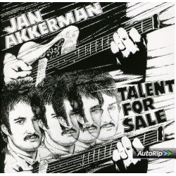 CD JAN AKKERMAN TALENT FOR SALE EDIZIONE RIMASTERIZZATA 5013929430945