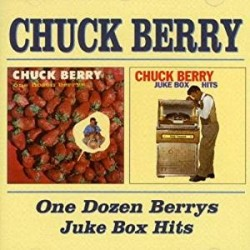 CD CHUCK BERRY ONE DOZEN BERRYS JUKE BOX HITS 5017261204585