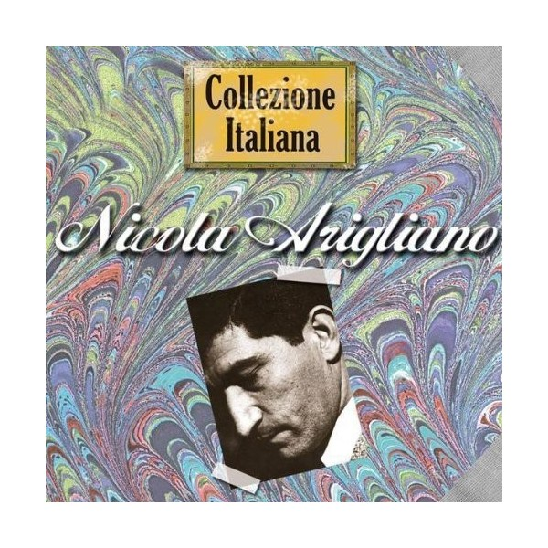 CD Collezione italiana-Nicola Arigliano 094637795620