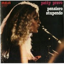 """LP 45 GIRI 7"""" PATTY PRAVO PESIERO STUPENDO 190758333977"""