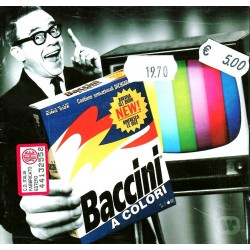 CD Francesco Baccini- baccini a colori 706301305225