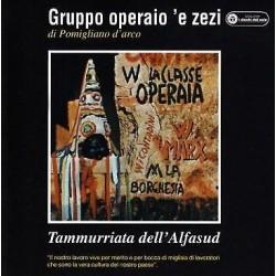 CD TAMMURRIATA DELL'ALFASUD GRUPPO OPERAIO 'E ZEZI 8012855375426