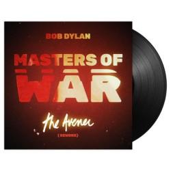 """LP 7"""" BOB DYLAN MASTERS OF WAR (THE AVENER REWORK) RSD 190758432977"""
