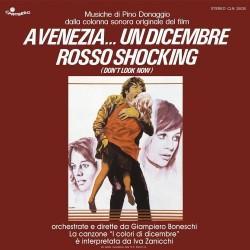 """LP 12"""" PINO DONAGGIO A VENEZIA.. UN DICEMBRE ROSSO SHOCKING (DON'T LOOK NOW) RSD 8016158021042"""