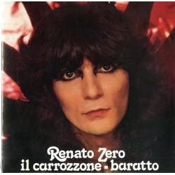 """LP RENATO ZERO Il Carrozzone / Baratto Rsd 2018 7"""" 45 GIRI 190758334271"""