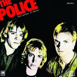 CD THE POLICE OUTLANDOS D'AMOUR 082839475327