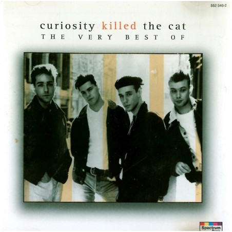 CD Curiosity Killed The Cat- the very best of