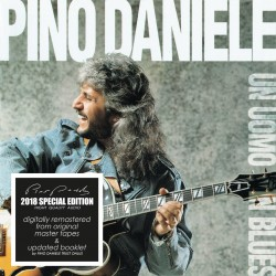 CD PINO DANIELE UN UOMO IN BLUES RIMAST.2018 5054197882722
