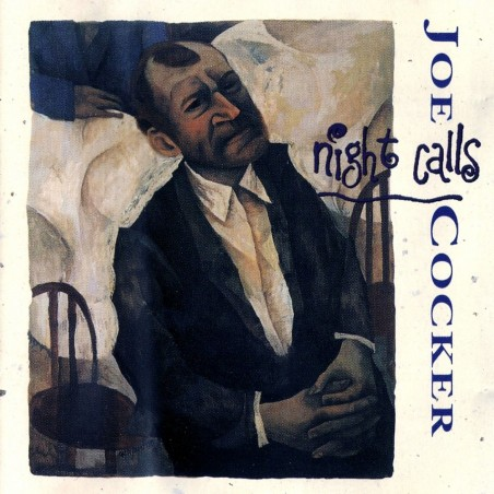 CD Joe Cocker- night calls