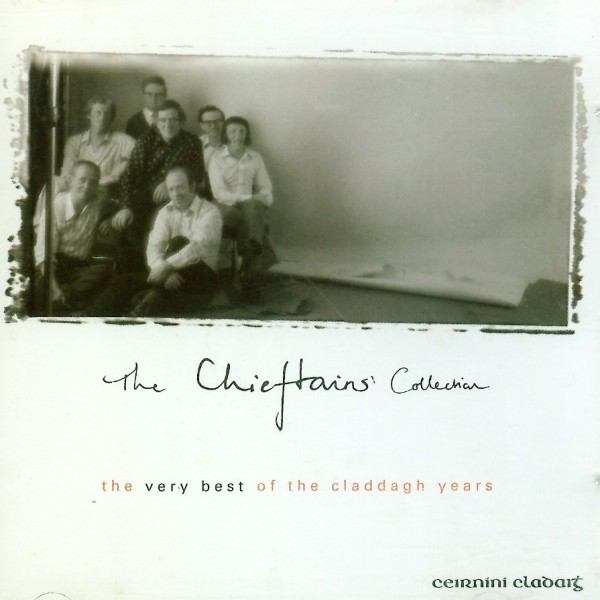 CD The Chieftains' Collection- the very best of the claddagh years