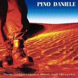 CD PINO DANIELE NON CALPESTARE I FIORI DEL DESERTO 5054197885020