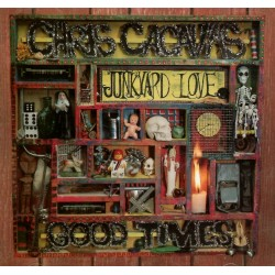 CD Chris Cacavas & Junkyard Love- good times