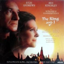 CD JULIE ANDREWS E BEN KINGLSEY - THE KING AND I 028943800723